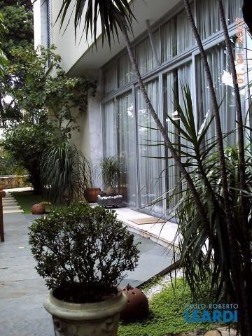 Casa Assobradada - Jardim Paulista - Sp - 185917