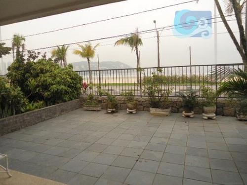 Imagem 1 de 11 de Casa Residencial À Venda, Praia Da Enseada, Guarujá. - Ca0491