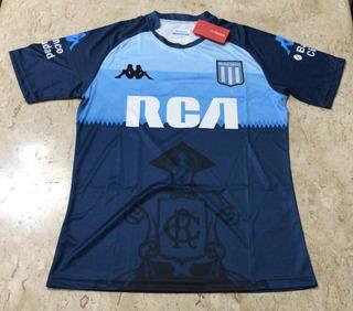 Camisa Kappa Racing Club 2018-2019 - Pronta Entrega