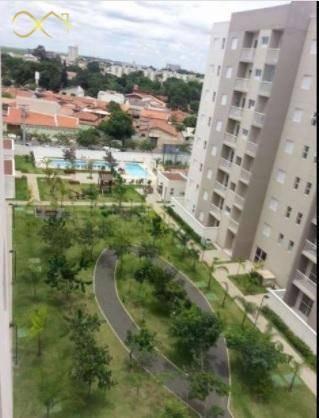 Imagem 1 de 20 de Apartamento Com 3 Dormitórios À Venda, 69 M² Por R$ 380.000,00 - Premiere Morumbi - Paulínia/sp - Ap0454