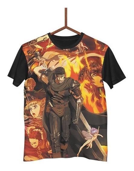 Camisa Camiseta - Bersek An-135