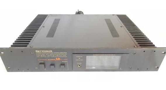 Amplificador Cygnus Pa 1400 X