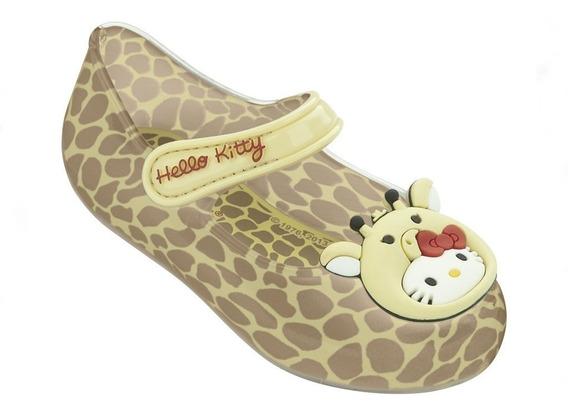 Sapatilha My Hello Kitty Pet Baby Grendene Tamanho 19 E 25