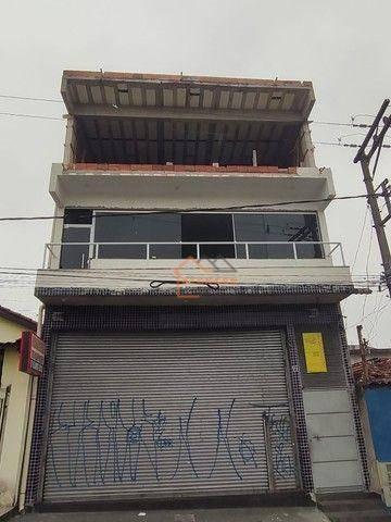 Imagem 1 de 6 de Salão Para Alugar, 240 M² Por R$ 4.000,00/mês - Vila Minerva - São Paulo/sp - Sl0018