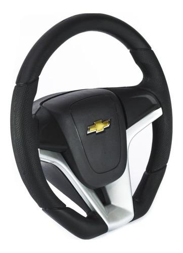 Imagem 1 de 5 de Volante Cruze Gm Celta Corsa Classic C/cubo De Brinde Prata