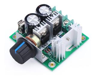 Control De Velocidad Dc Motor 12 - 40v 10a Pwm / Electroardu