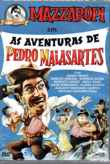 Dvd Mazzaropi - As Aventuras De Pedro Malasartes
