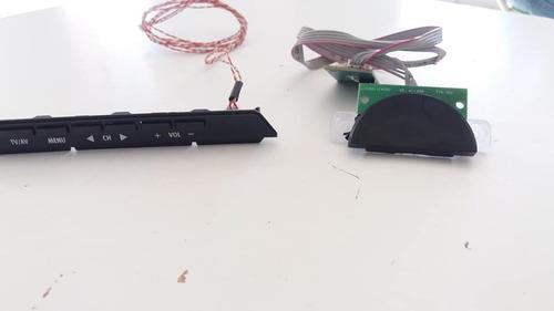 Teclado + Sensor Tv Semp-toshiba Le3250(a)wda