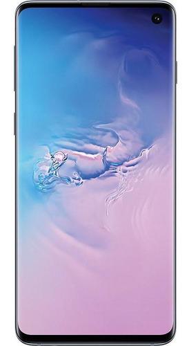 Celular Samsung Galaxy S10 128gb Azul Bom Usado