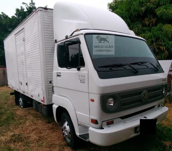 Vw 5-140 Delivery - 10/10 - Baú De Alumínio De 5m. Semi Novo