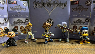 Kingdom Hearts Mystery Mini Funko