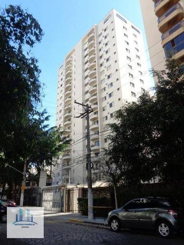Imagem 1 de 30 de Apartamento Residencial À Venda, Moema, São Paulo. - Ap2999
