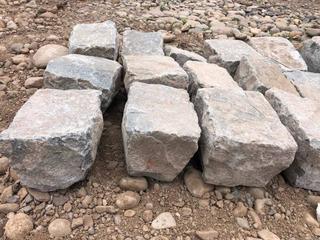 Adoquines De Piedra Estilo Patrimonial
