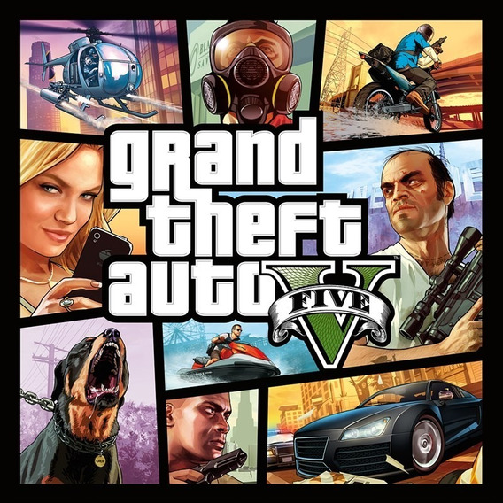 Gta 5 - Grand Theft Auto V Xbox One Offline
