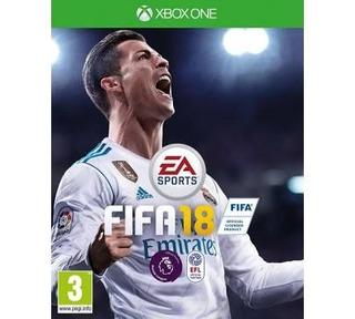 Fifa 18 Para Xbox One Digital