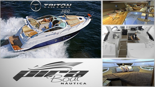 Triton 380 Completa Ñ Sedna 380 Evolve Phantom 400 Sessa