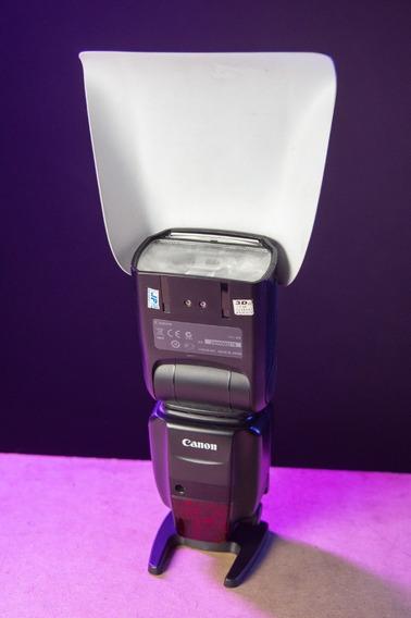 Flash Canon - Speedlite 600ex - Melhor Flash Pra Cima Da Cam