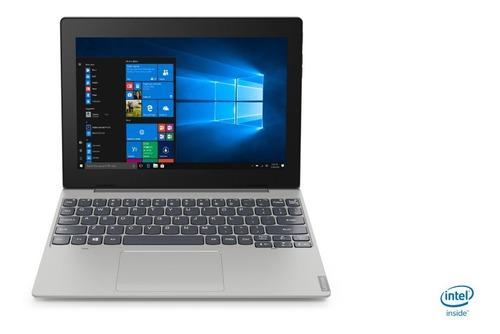 Imagen 1 de 10 de Laptop Lenovo D3300 Celeron 4gb 64ssd W10 + Office Gratis