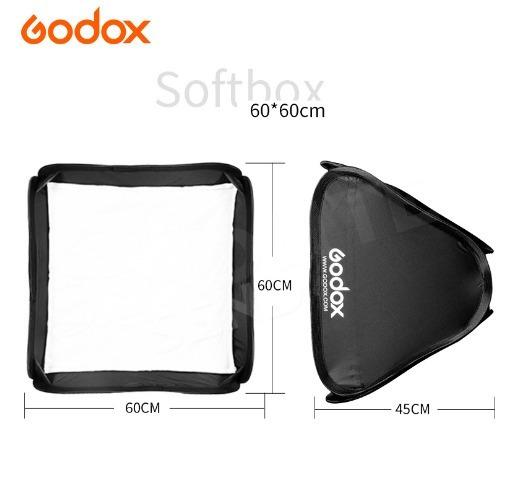 Softbox Godox 60x60cm Difusor