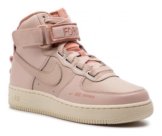 Nike Air Force 1 Hi Ut Wmns - Br38 Us8.5 - Original Ds