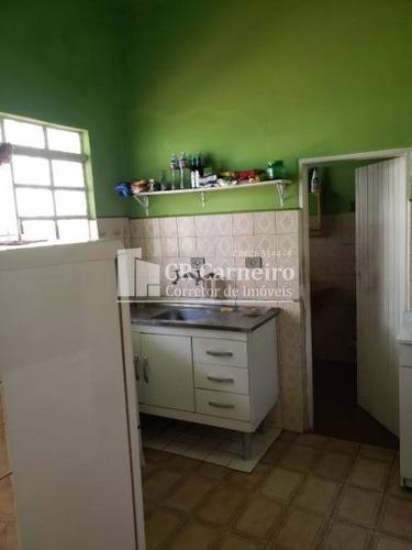 Imagem 1 de 16 de Casa Térrea Para Venda No Bairro Vila Jau, 2 Dorm, - 1173