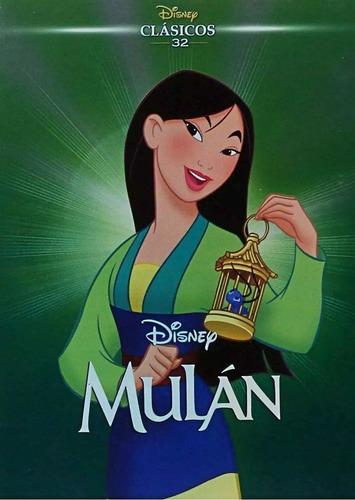 Disney Clasicos Mulan 32 Pelicula Dvd