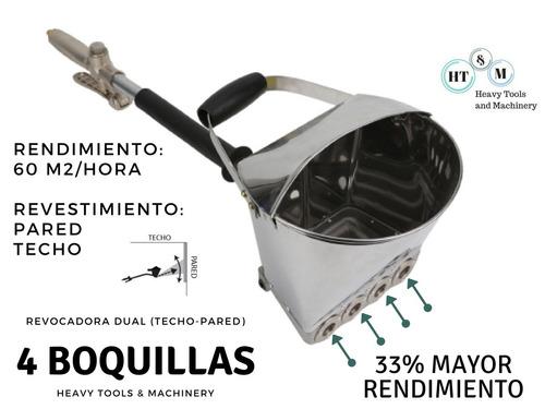 Equipo De Tarrajeo Para Pared Y Techo (acero Inoxidable)