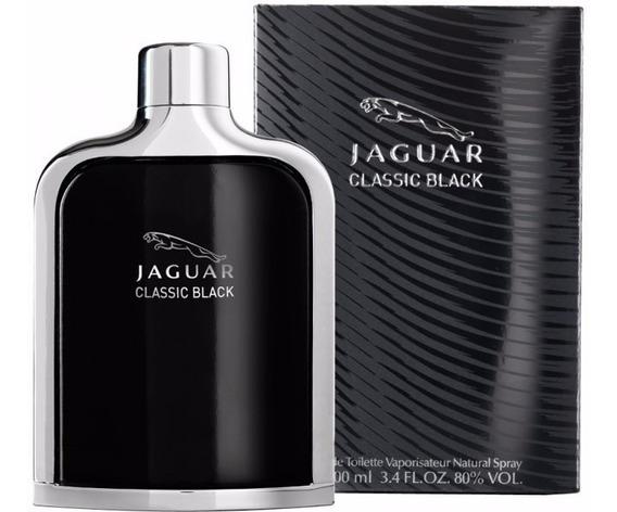 Perfume Jaguar Black Masculino Edt 100ml Original