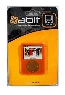 Forro Abit Para iPod Nano Classic Tienda Física