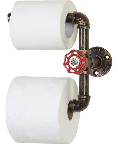 Mygift - Portarrollos De Papel Higienico Con Diseño De Gri