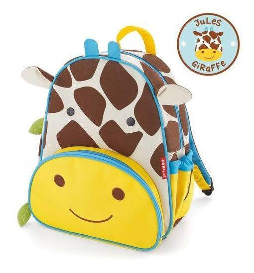 Skip Hop Girafa Kit Com 5 Itens. Frete Grátis