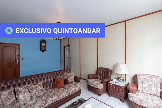 Apartamento No 14º Andar Com 2 Dormitórios E 2 Garagens - Id: 892977700 - 277700