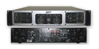 Power Amplificador Smt De 2600w