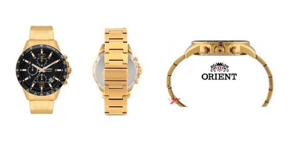 Relógio Orient Cronógrafo Sport Mgssc013