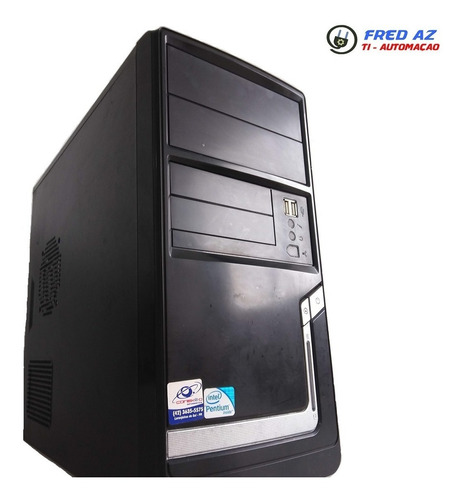 Pc Cpu Dual Core 2gb Ddr2 Hd80gb Windows