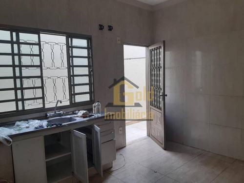 Casa Com 3 Dormitórios À Venda, 80 M² Por R$ 220.000,00 - Planalto Verde - Ribeirão Preto/sp - Ca1079