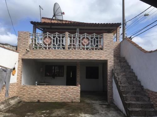 Casa Á 600 Metros Do Mar Com 4 Quartos - Itanhaém Sp | 5975