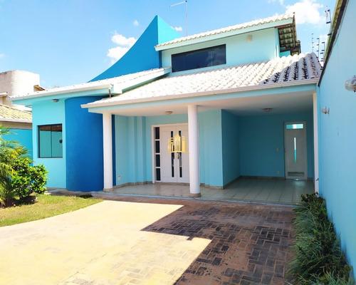 Imagem 1 de 29 de Casa No Bairro São José - Esmeraldas - Ca00212 - 34590425