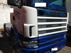 Scania 124 420 05/05 - Trucado - R$ 135.000