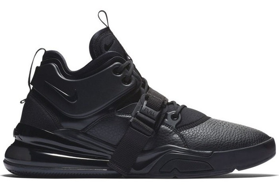 Nike Air Force 270 ¨triple Black¨(nuevo 100% Original)