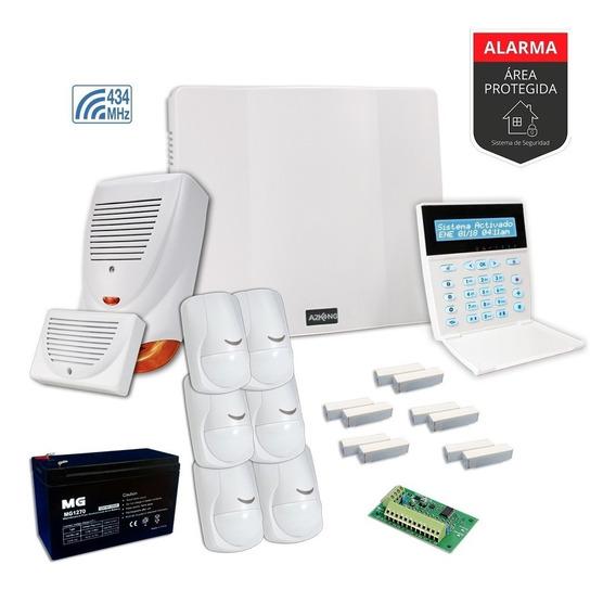 Alarma Casa Comercio Cableado Sensor Magnetico