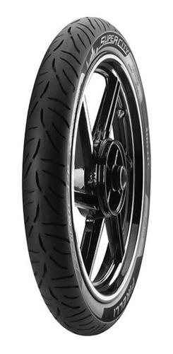 Cubierta delantera para moto Pirelli Super City para uso sin cámara 80/100-18 P 47