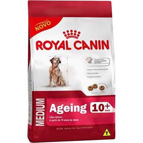 Ração Royal Canin Medium Ageing 10 Idosos Raças Médias 15kg