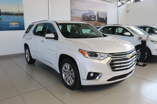 Chevrolet Traverse 3.6 High Country 2021