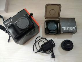 Sony A6500 + Kit De Acessórios