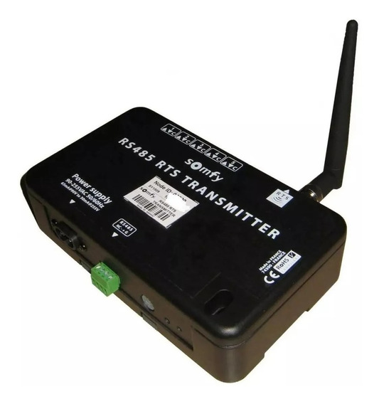 Interface Somfy Transmitter Rs485 Rts