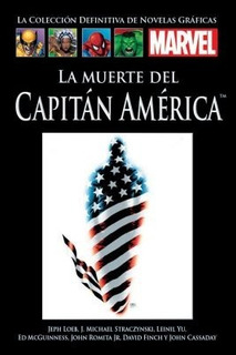Marvel Salvat Vol.42 - La Muerte Del Capitán América