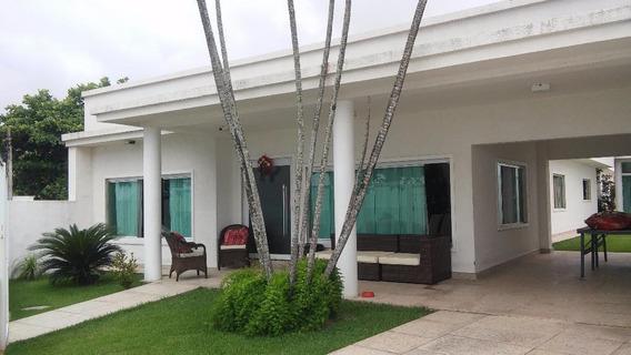 Casa Com 4 Dormitórios À Venda, 400 M² Por R$ 1.980.000,00 - Bosque Da Praia - Rio Das Ostras/rj - Ca1086