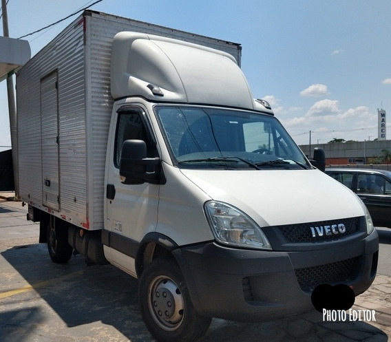 Iveco Daily Chassi 35s14 2018 Bau
