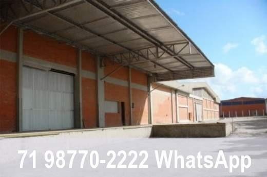 Galpão Para Locação Em São Gonçalo Do Amarante, Distrito Industrial - 222vicu_2-321628